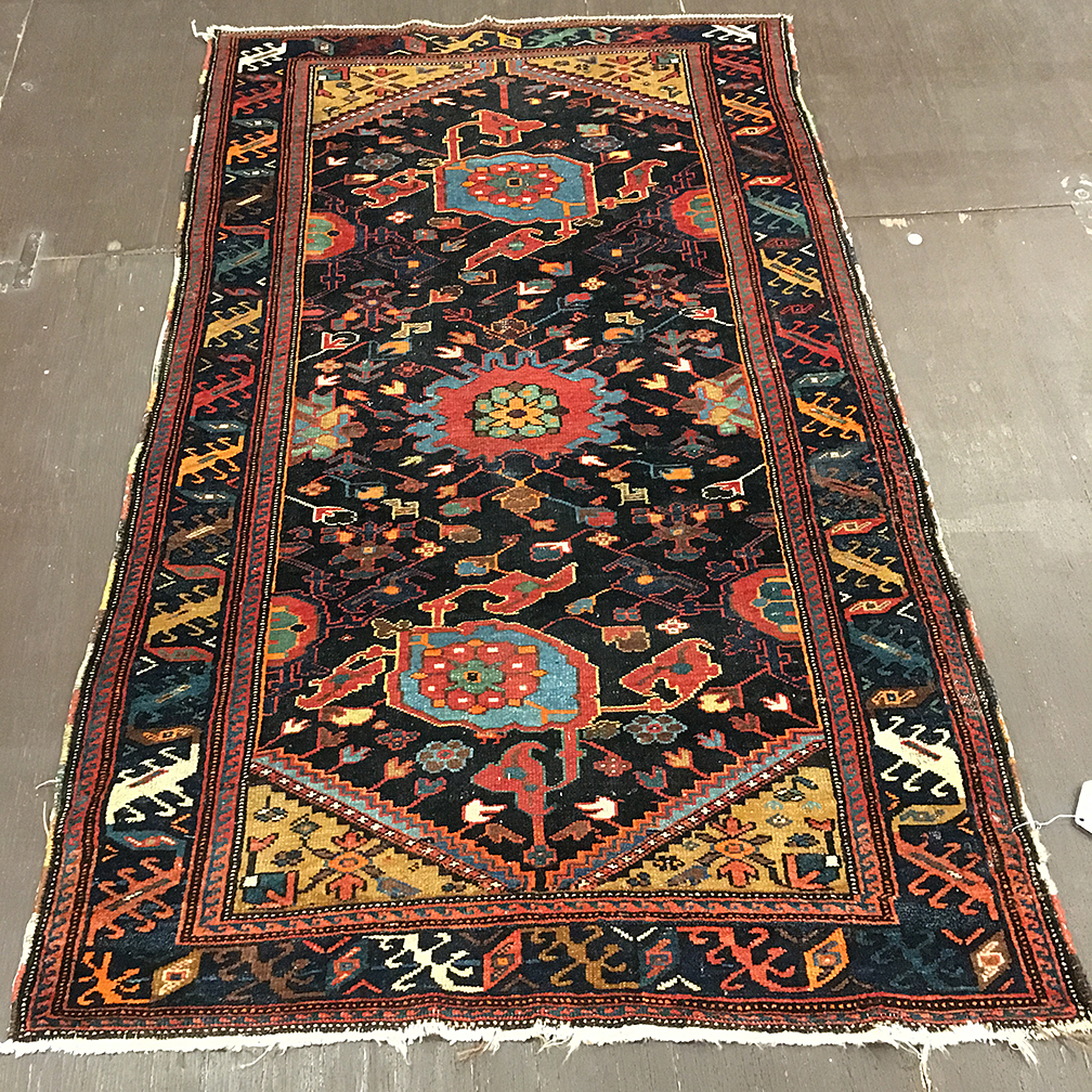 Antique northwest persia Rug - # 80115