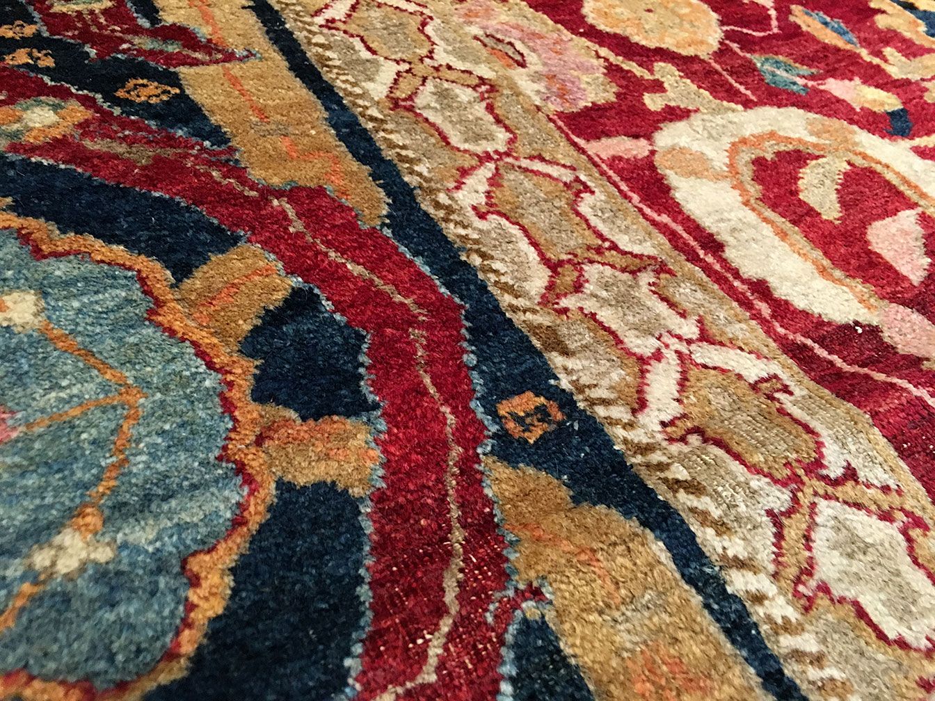 Antique agra Carpet - # 51526