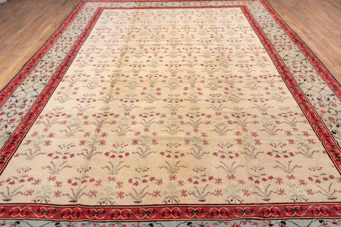 Antique agra Carpet - # 54209