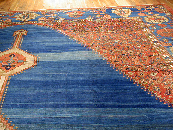 Antique bakshaish Carpet - # 4771