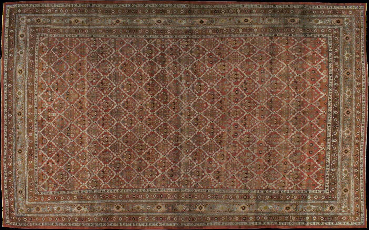 Antique bidjar Carpet - # 50209