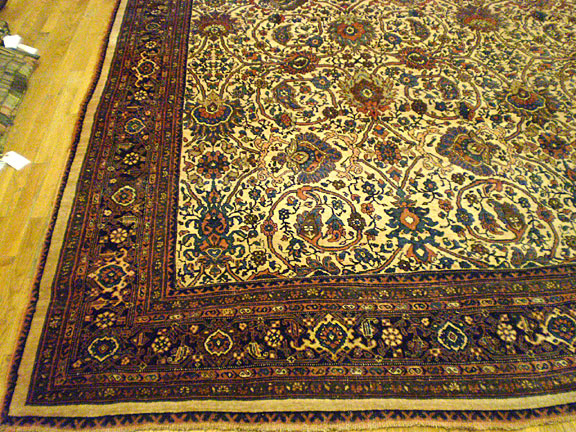 Antique bidjar Carpet - # 5935