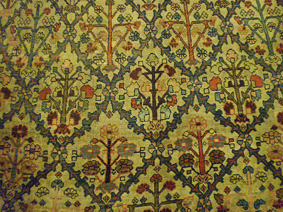Antique bidjar Carpet - # 6063