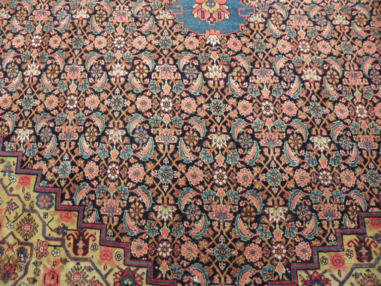 Antique bidjar Carpet - # 6701