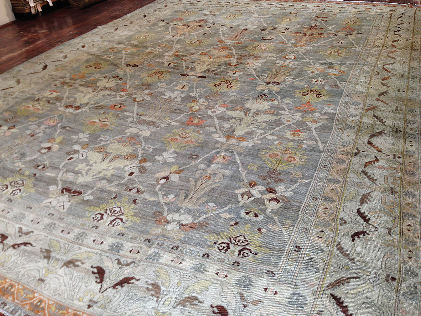 Antique bidjar Carpet - # 8873