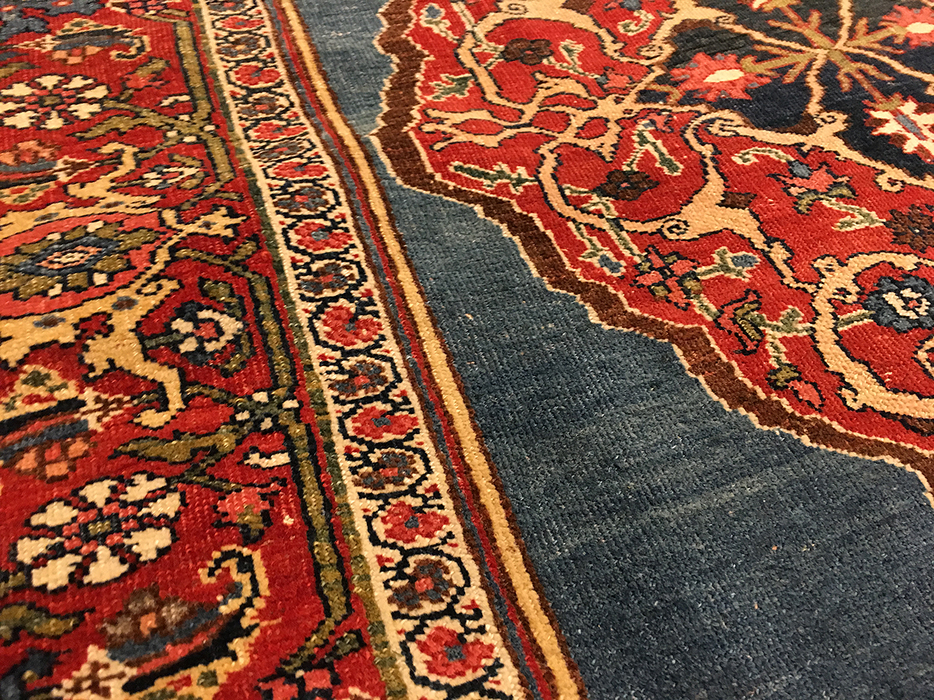 Antique bidjar Rug - # 80088