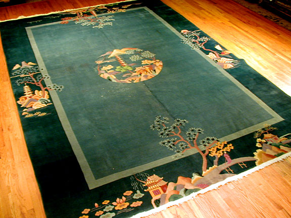 Antique chinese, nichols Carpet - # 3447