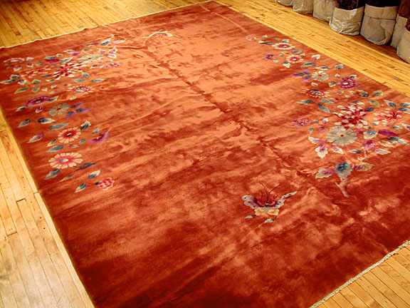 Antique chinese, nichols Carpet - # 5205