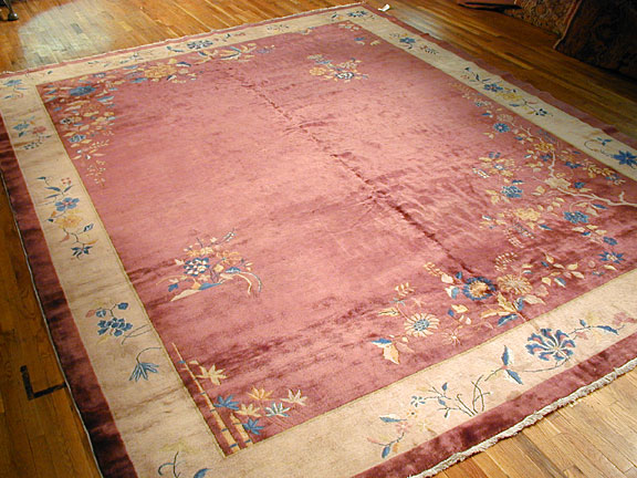 Antique chinese, nichols Carpet - # 5563
