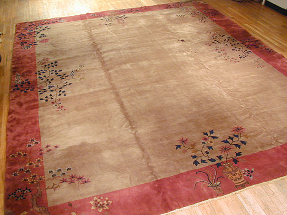 Antique chinese, nichols Carpet - # 5601