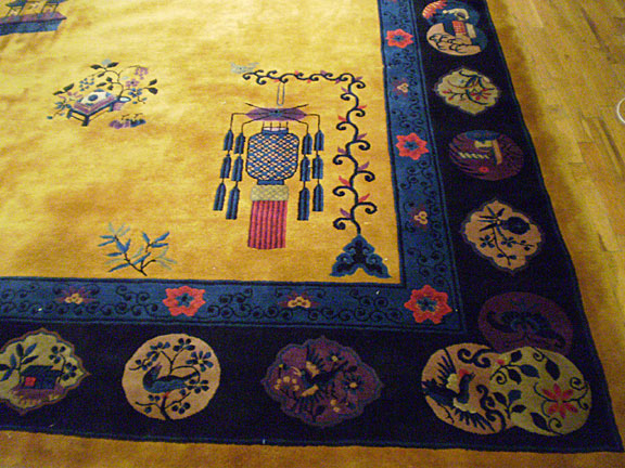 Antique chinese, nichols Carpet - # 5756