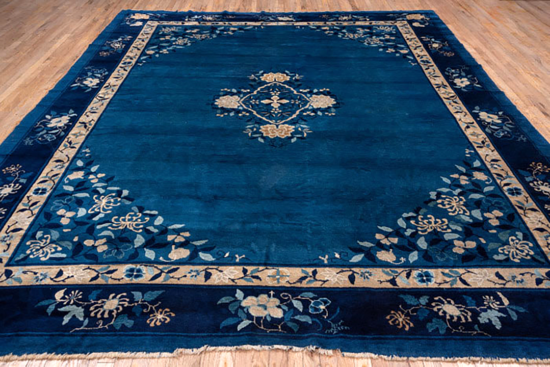 Antique chinese, peking Carpet - # 54046