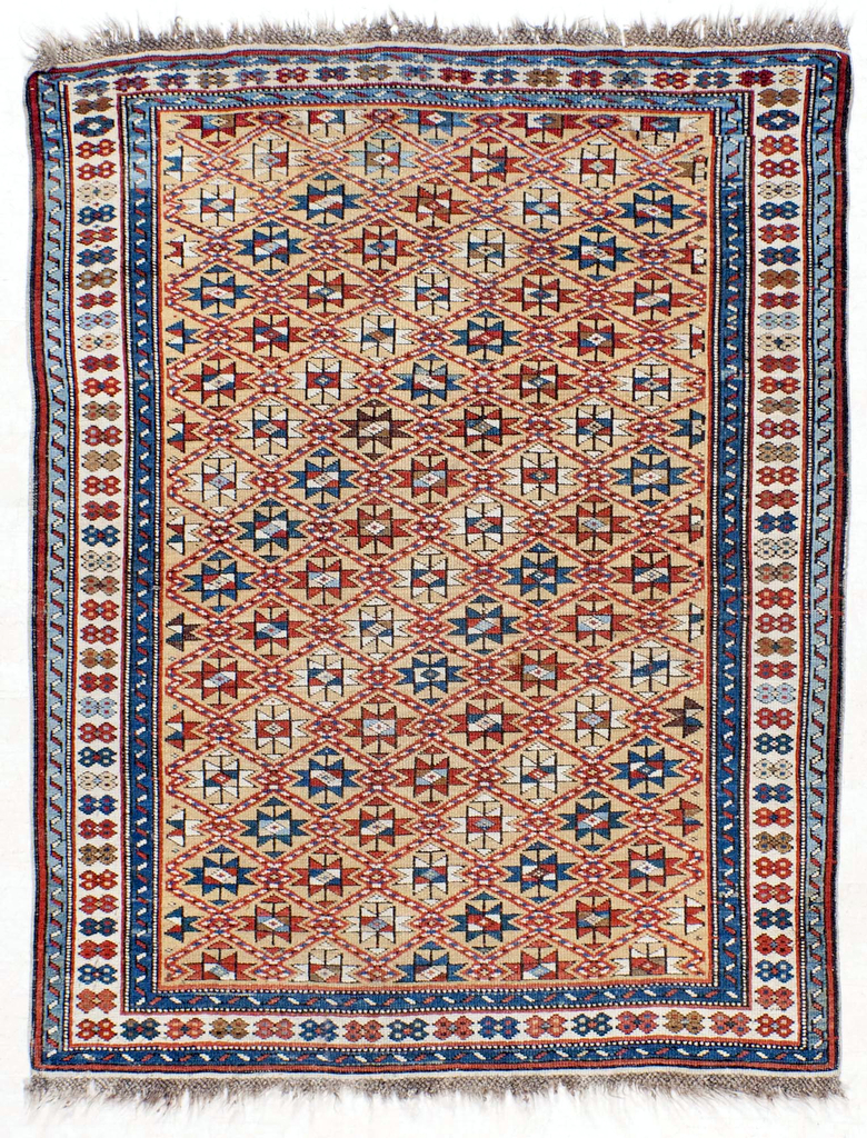 Antique daghestan Rug - # 54647