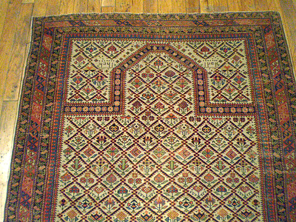 Antique daghestan Rug - # 5733
