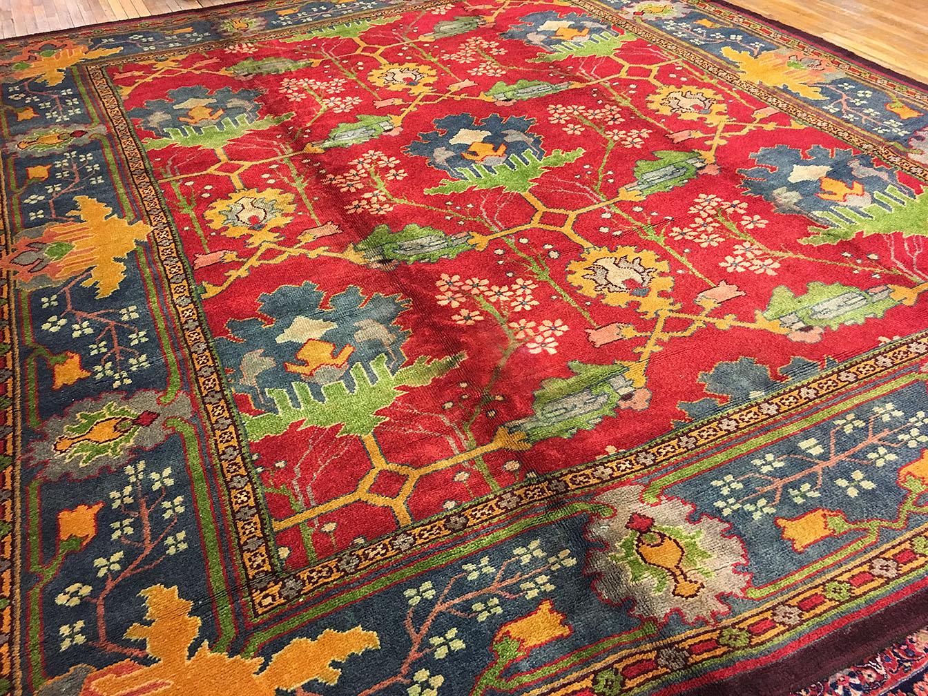 Antique Donegal Carpet 1948