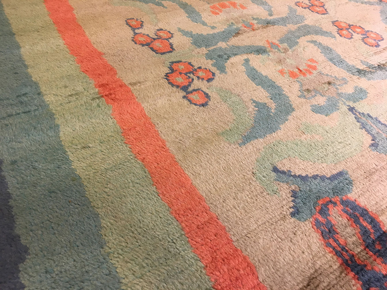 Antique donegal Carpet - # 52939