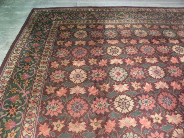 Antique european Carpet - # 6527
