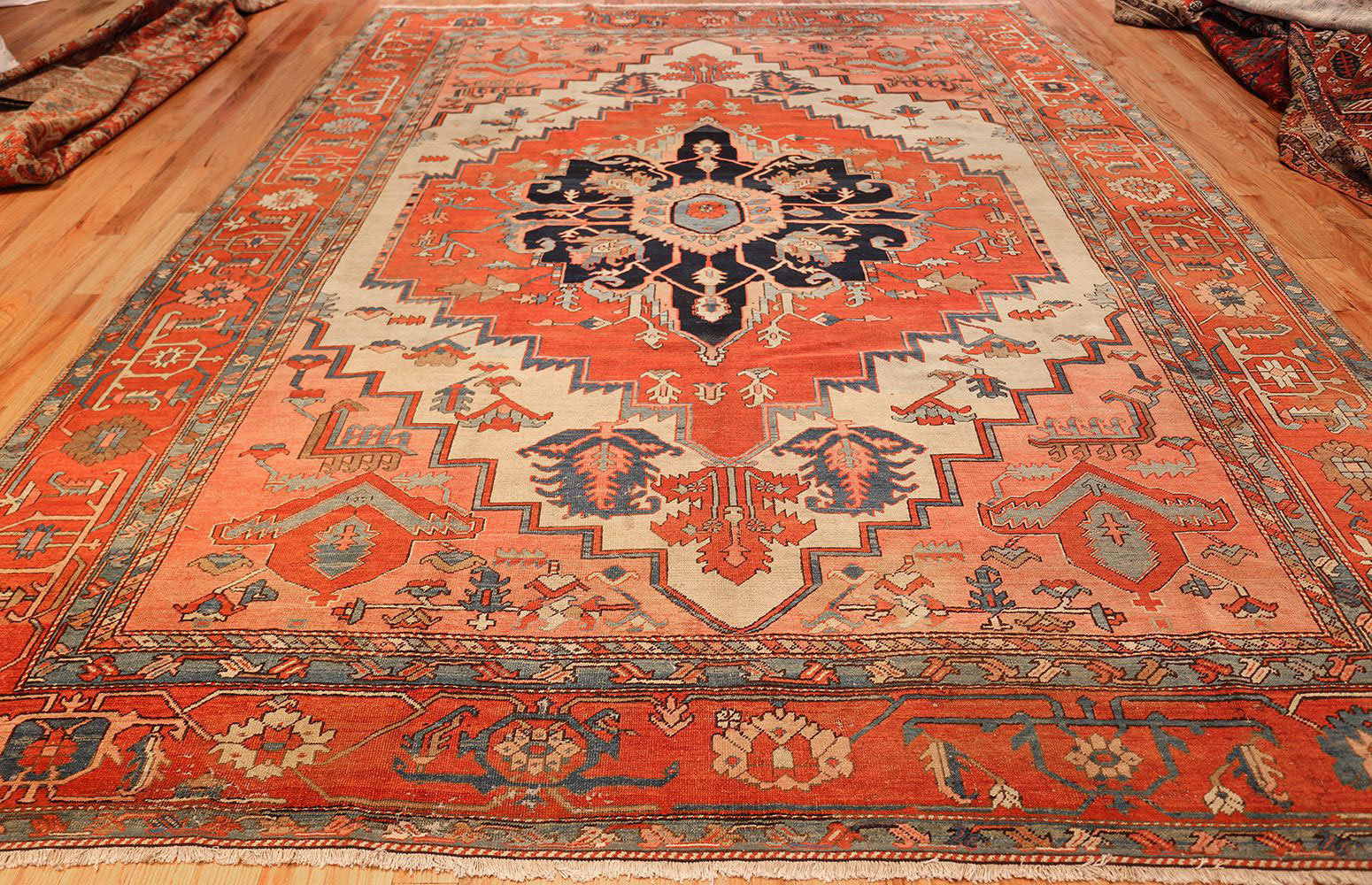 Antique heriz Carpet - # 53467
