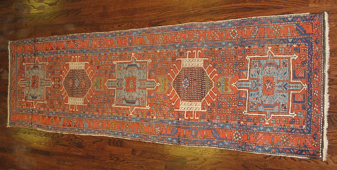 Antique karadja Rug - # 20033