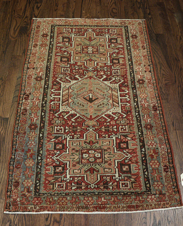 Antique karadja Rug - # 8017