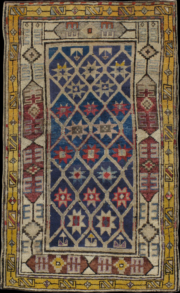 Antique khotan Rug - # 8941