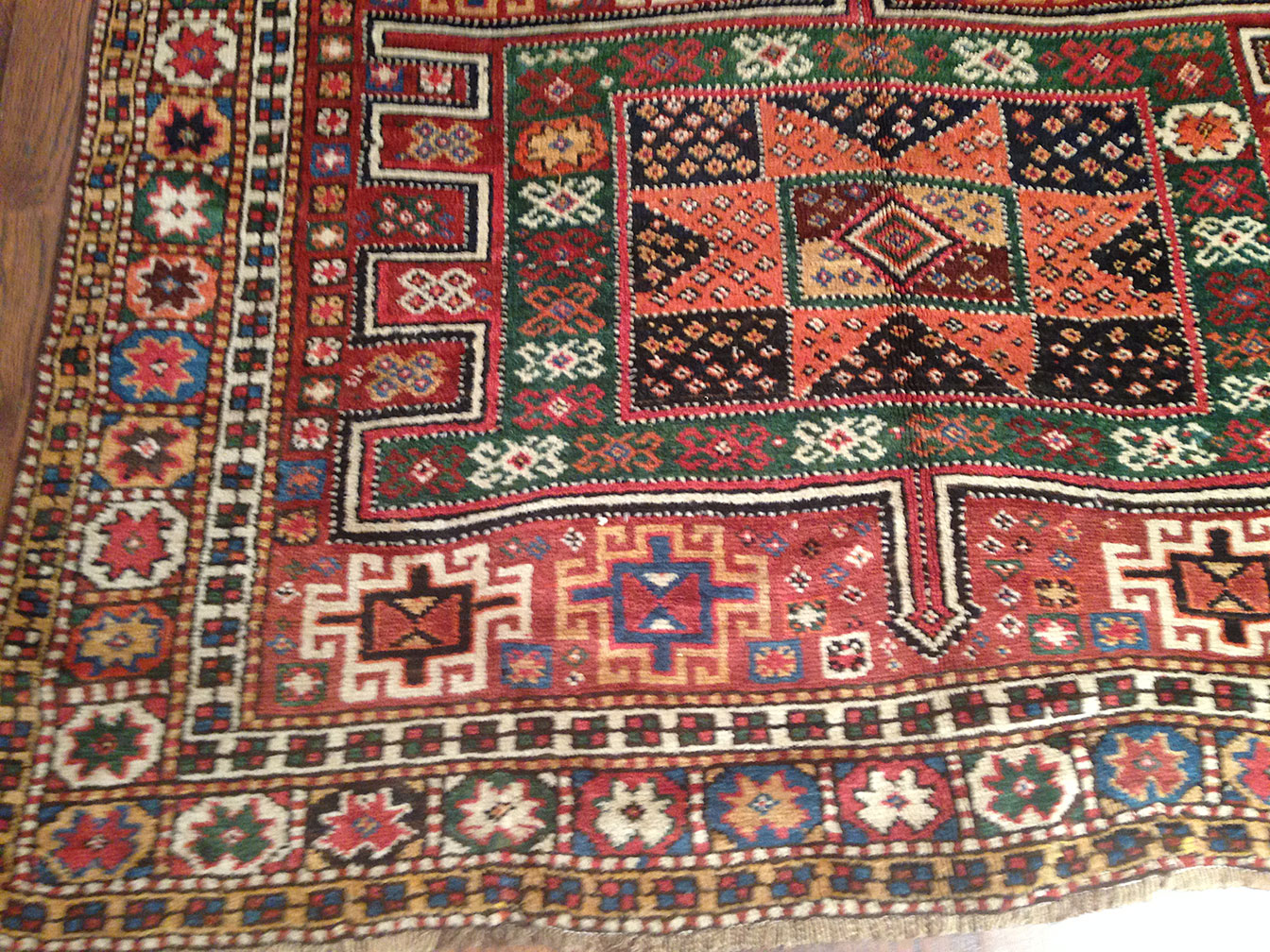 Antique kurdish - # 9724