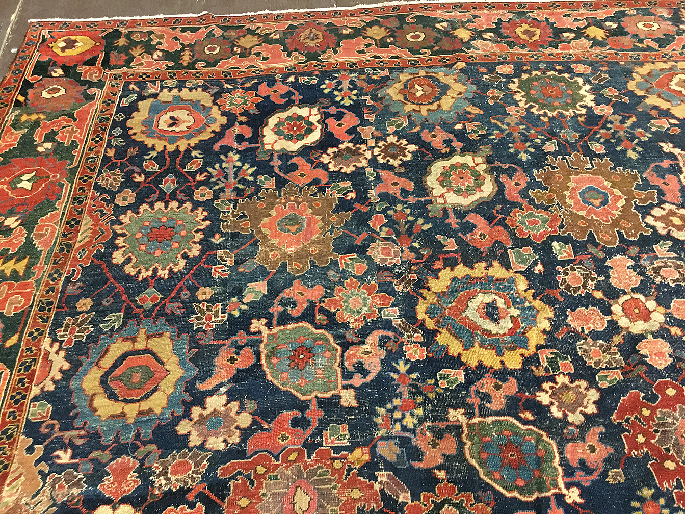 Antique kurdish Carpet - # 80056