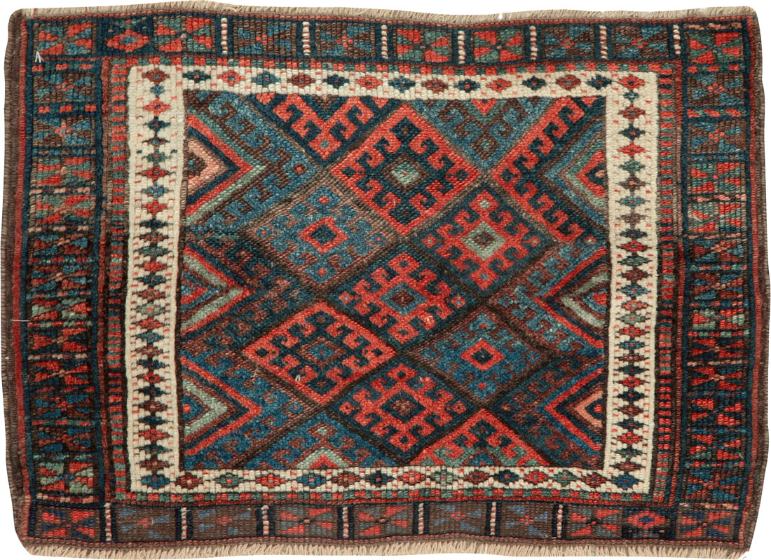 Antique kurdish Rug - # 53864