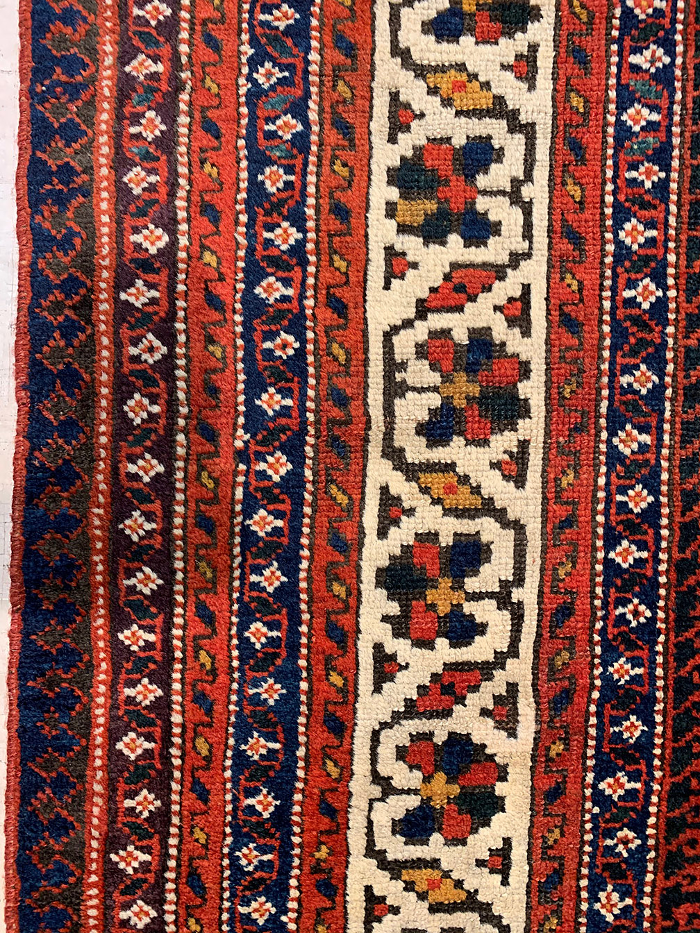 Antique kurdish Rug - # 54634