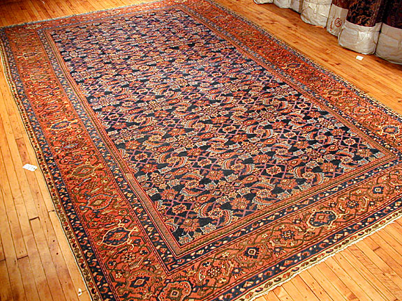 Antique mahal Carpet - # 5265
