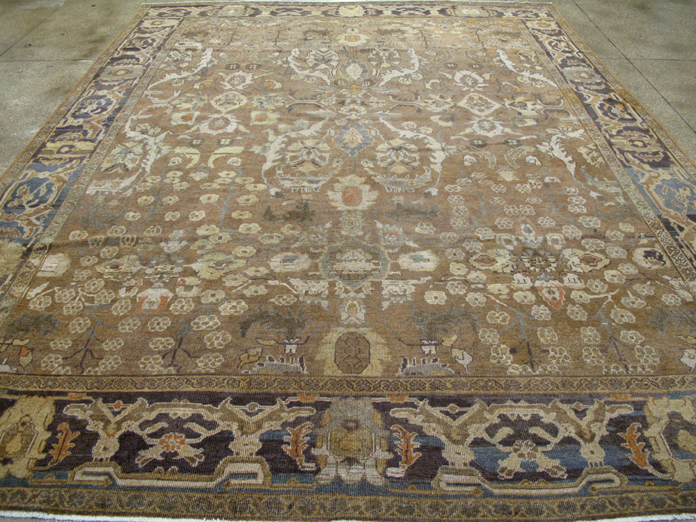 Antique mahal Carpet - # 53836