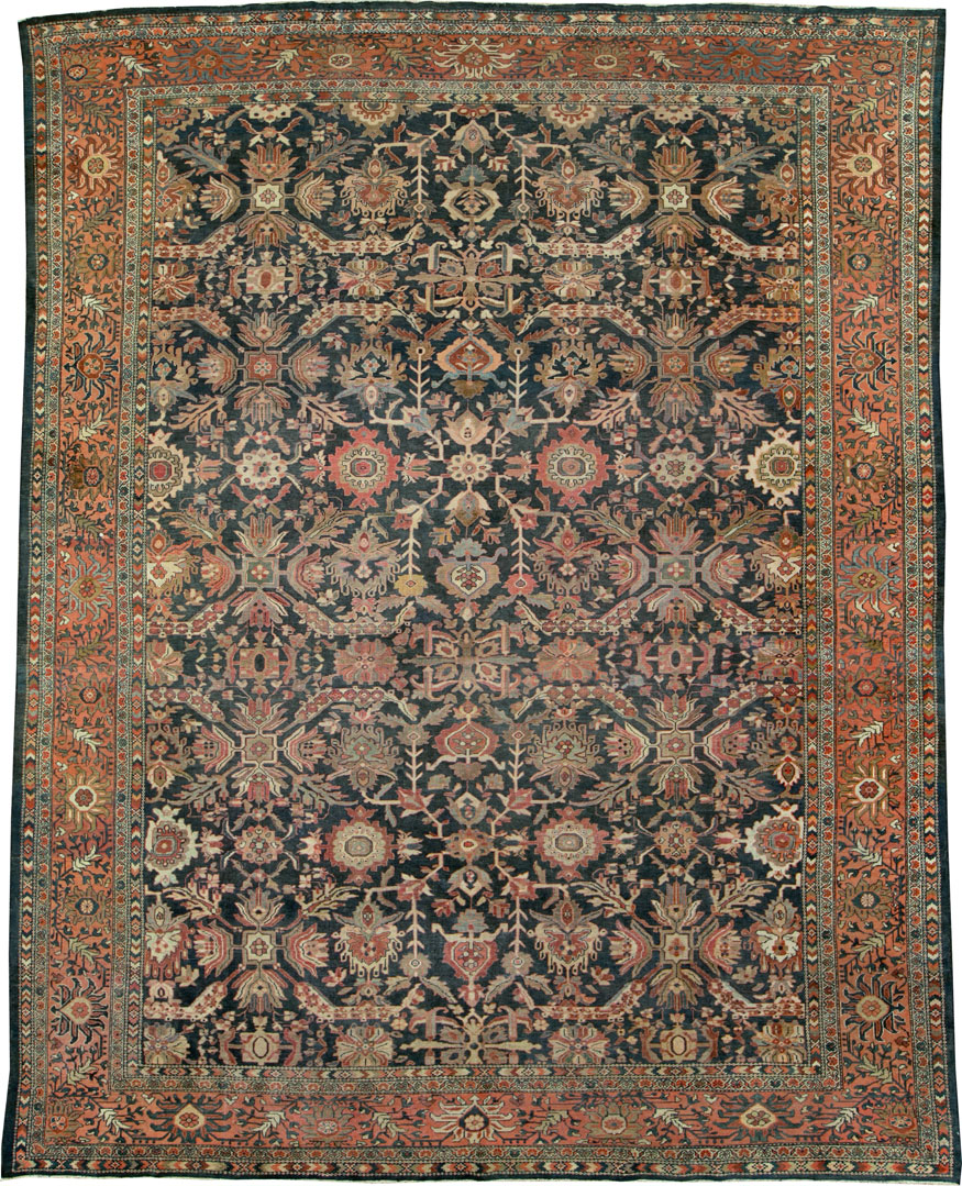 Antique malayer Carpet - # 53867
