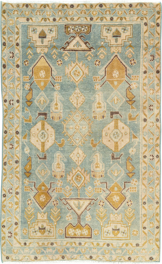 Antique malayer Rug - # 54591