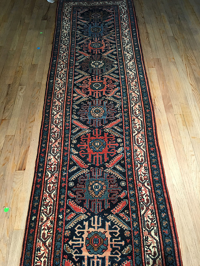 Antique malayer Runner - # 52931