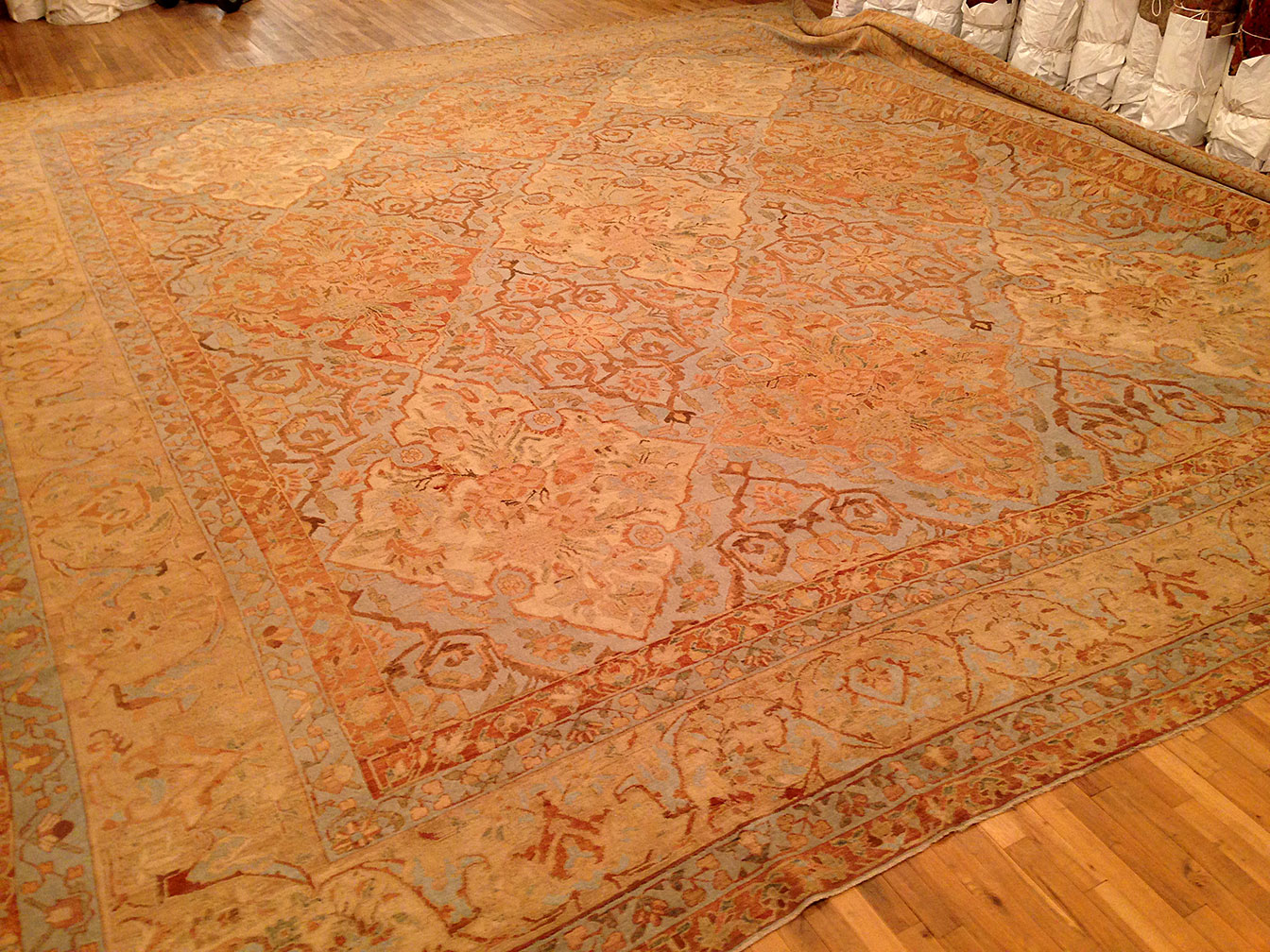 Antique northwest persia Carpet - # 50329