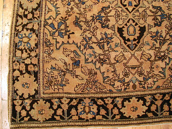 Antique sarouk, fereghan Rug - # 3694