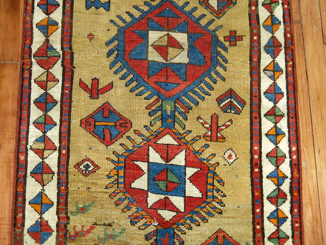 Antique serab Runner - # 53666