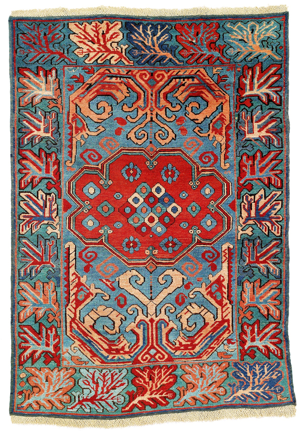 Antique seychour Rug - # 54649