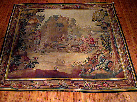 Antique tapestry Carpet - # 1740