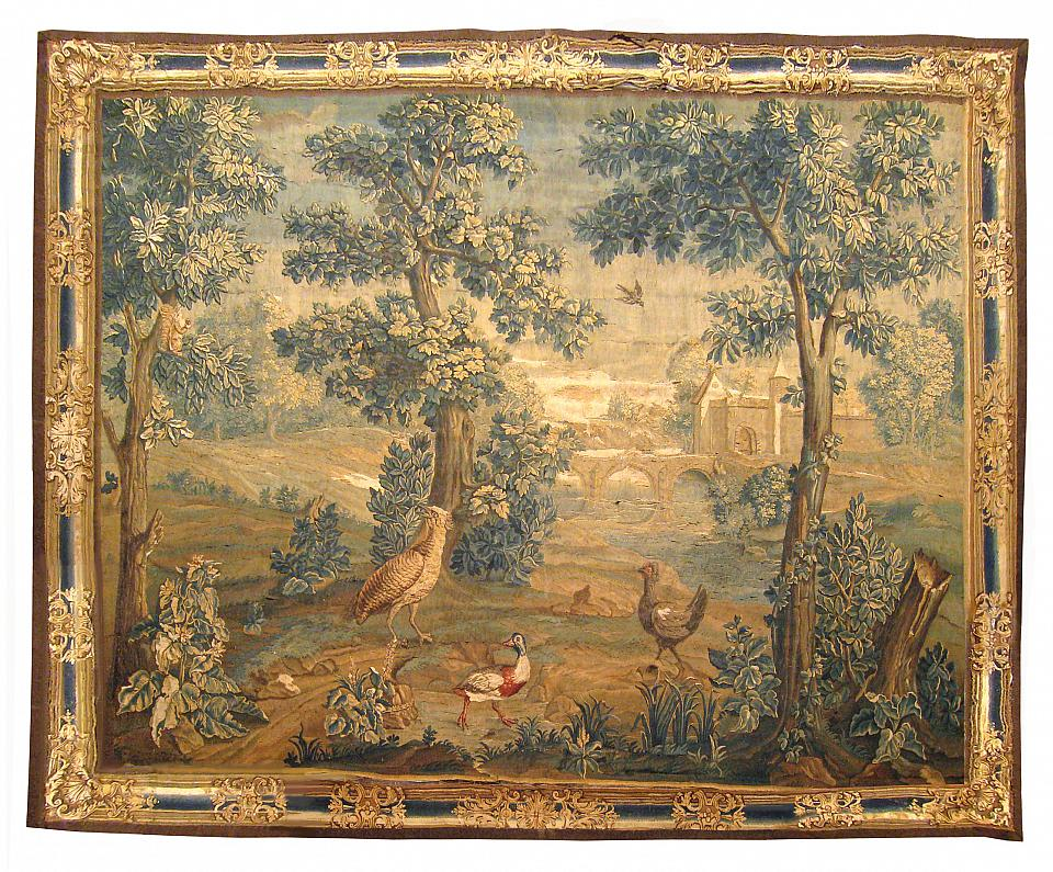 Antique tapestry Carpet - # 54084