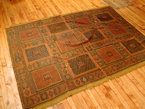 Antique verneh Rug - # 1707