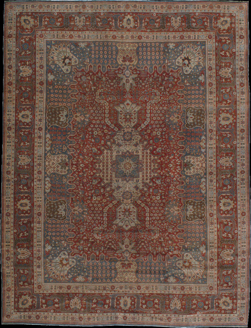 a tabriz Carpet - # 41861