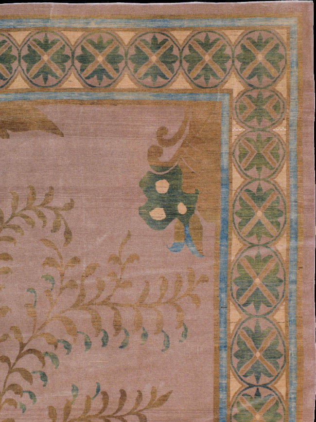 a tabriz deco Carpet - # 40677