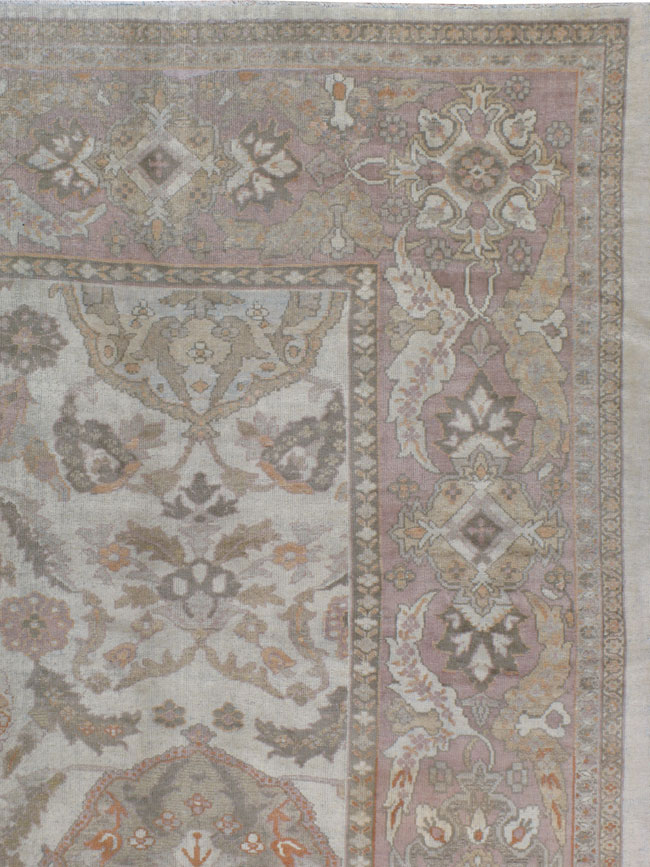 sultan abad Carpet - # 11199