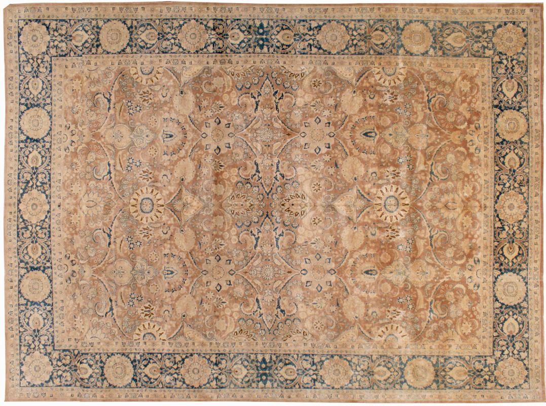tabriz Carpet - # 10774