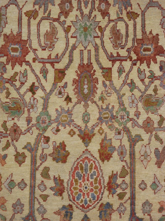 sultan abad Carpet - # 11269