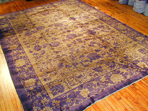 Vintage chinese Carpet - # 1780