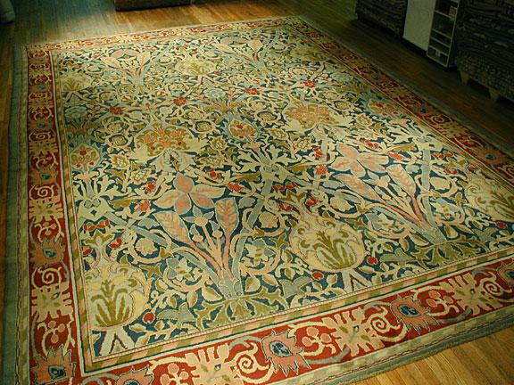 Vintage Donegal Carpet 4285