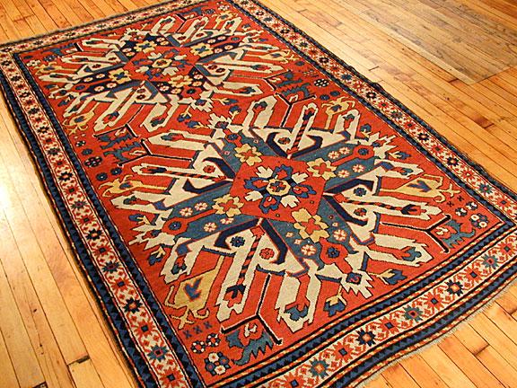 Kazakh Rugs Home Decor