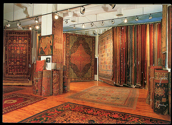 Bazar Oriental Rugs